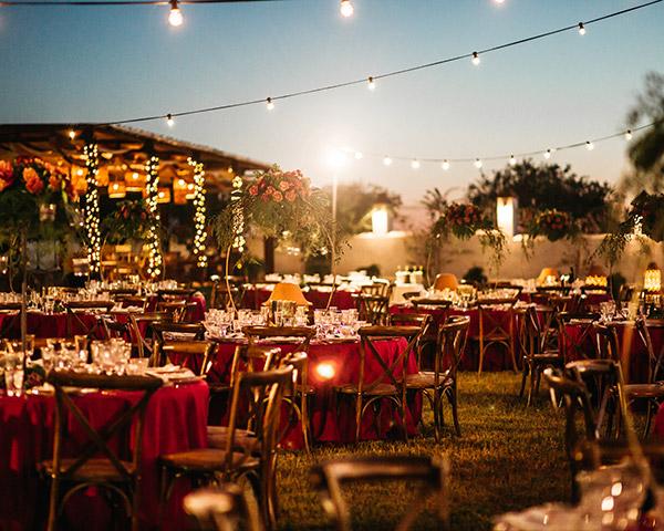 hacienda de bodas con salon en sevilla