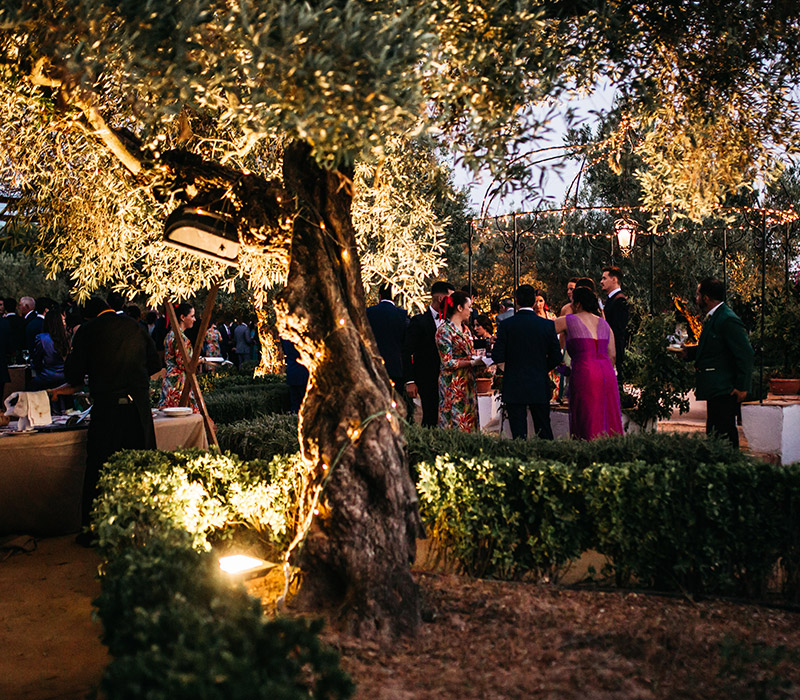 hacienda de bodas en sevilla